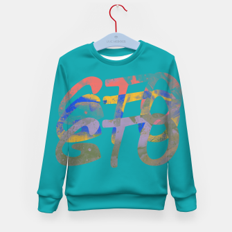 Thumbnail image of gto onizuka Kid's sweater, Live Heroes