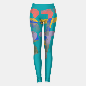 Thumbnail image of gto onizuka Leggings, Live Heroes