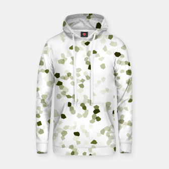 Miniature de image de Square Motif Abstract Geometric Pattern Hoodie, Live Heroes
