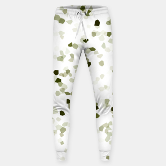 Miniature de image de Square Motif Abstract Geometric Pattern Sweatpants, Live Heroes