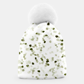 Miniaturka Square Motif Abstract Geometric Pattern Beanie, Live Heroes