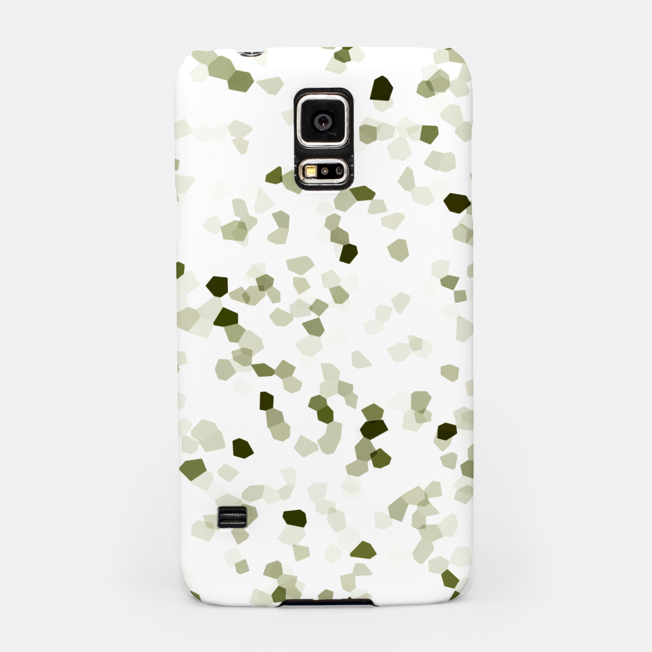Zdjęcie Square Motif Abstract Geometric Pattern Samsung Case - Live Heroes