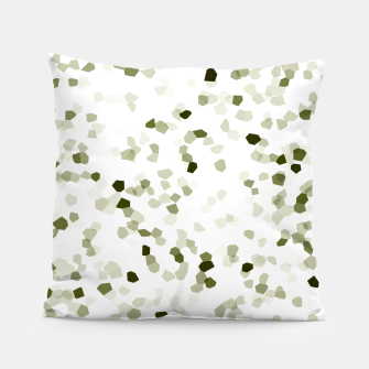 Miniaturka Square Motif Abstract Geometric Pattern Pillow, Live Heroes