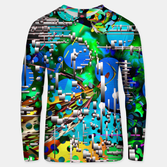Thumbnail image of AcidMacid Unisex sweater, Live Heroes