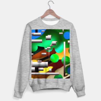 Thumbnail image of AcidMacid Sweater regular, Live Heroes