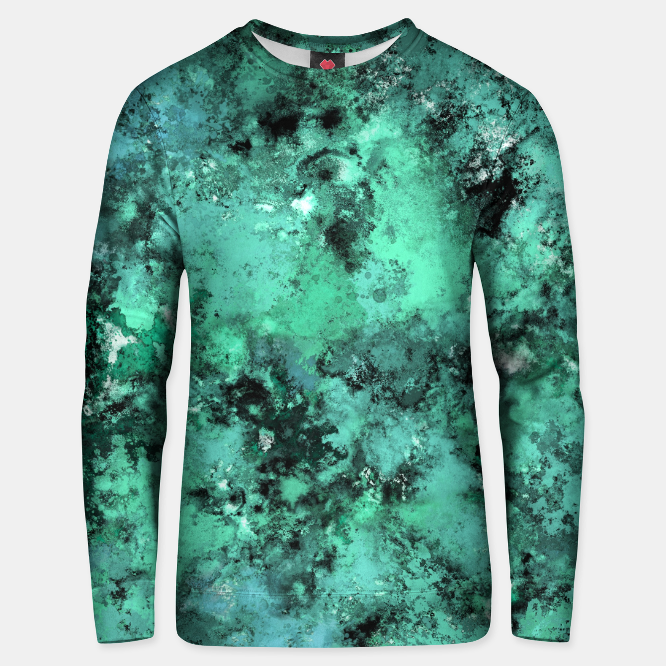 Image of Decompose Unisex sweater - Live Heroes