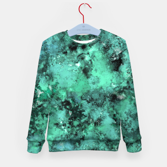 Thumbnail image of Decompose Kid's sweater, Live Heroes