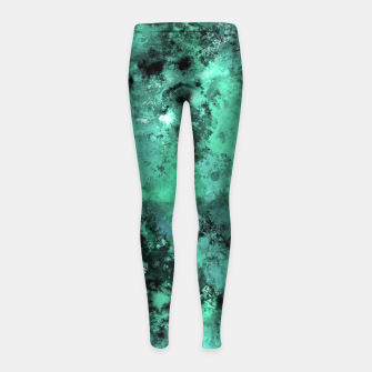 Thumbnail image of Decompose Girl's leggings, Live Heroes