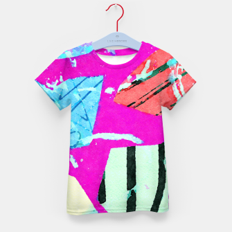 Polly Kid's t-shirt thumbnail image