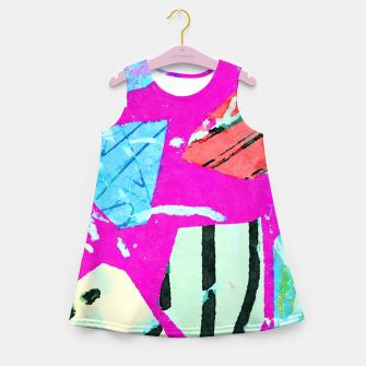 Polly Girl's summer dress thumbnail image