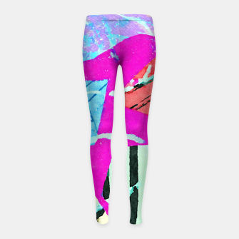 Polly Girl's leggings thumbnail image