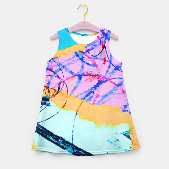 Drain You Girl's summer dress thumbnail image