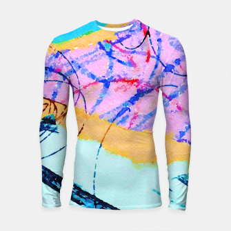 Drain You Longsleeve rashguard  miniature