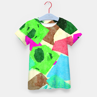 Thumbnail image of On a Plain Kid's t-shirt, Live Heroes