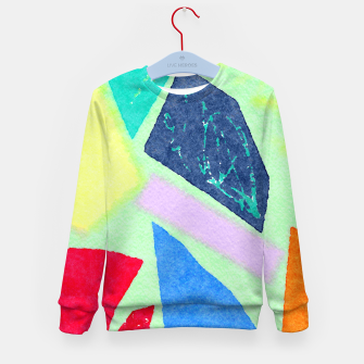 Thumbnail image of Aneurysm Kid's sweater, Live Heroes