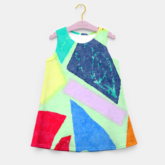 Thumbnail image of Aneurysm Girl's summer dress, Live Heroes