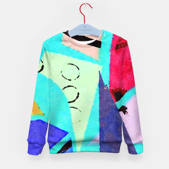 Thumbnail image of Scentless Kid's sweater, Live Heroes