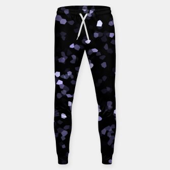 Thumbnail image of Square Motif Abstract Geometric Pattern Sweatpants, Live Heroes