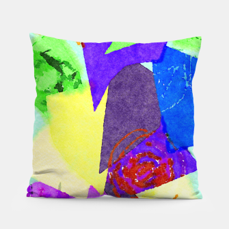 Thumbnail image of Apprentice Pillow, Live Heroes