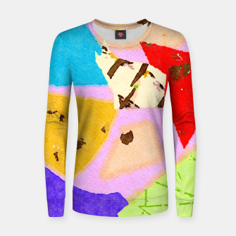 Thumbnail image of Alive Women sweater, Live Heroes