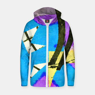 Thumbnail image of Dry Country Zip up hoodie, Live Heroes