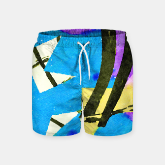 Thumbnail image of Dry Country Swim Shorts, Live Heroes