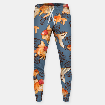 Thumbnail image of Fancy Oranda Goldfish  Sweatpants, Live Heroes