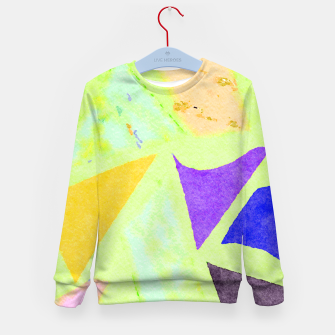 Thumbnail image of Bad Medicine Kid's sweater, Live Heroes