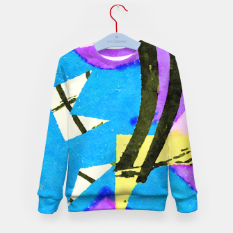 Thumbnail image of Dry Country Kid's sweater, Live Heroes