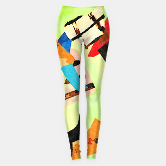 Thumbnail image of Someday Leggings, Live Heroes