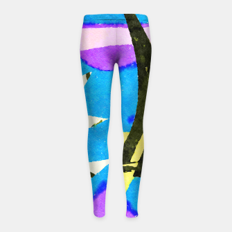Thumbnail image of Dry Country Girl's leggings, Live Heroes