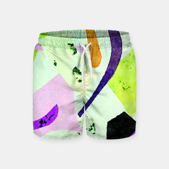 Thumbnail image of Misunderstood Swim Shorts, Live Heroes