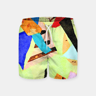 Thumbnail image of Someday Swim Shorts, Live Heroes