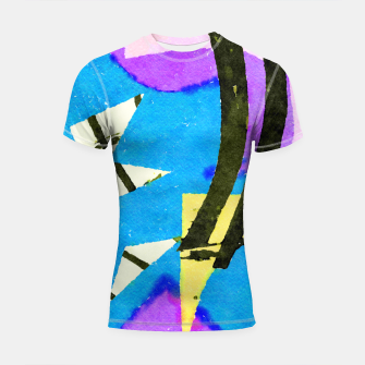 Thumbnail image of Dry Country Shortsleeve rashguard, Live Heroes