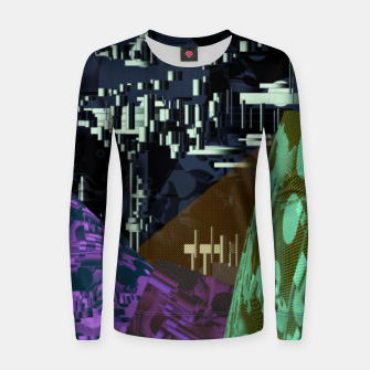 Thumbnail image of Mobility Women sweater, Live Heroes