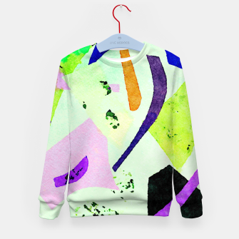 Thumbnail image of Misunderstood Kid's sweater, Live Heroes