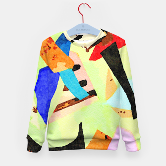 Thumbnail image of Someday Kid's sweater, Live Heroes