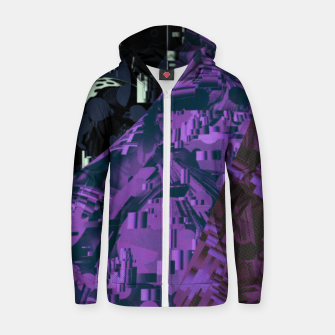 Thumbnail image of Mobility Zip up hoodie, Live Heroes