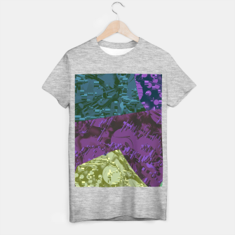 Thumbnail image of Mobility T-shirt regular, Live Heroes