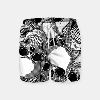 Thumbnail image of Morte - Swim Shorts, Live Heroes