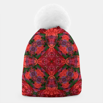 Miniature de image de Ornament, ethnic, geometric tribal ornament mosaic kaleidoscope Beanie, Live Heroes