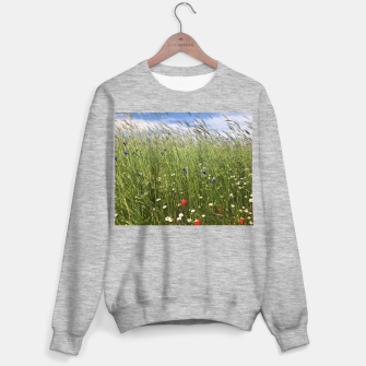 Thumbnail image of summer meadow Bluza standard, Live Heroes