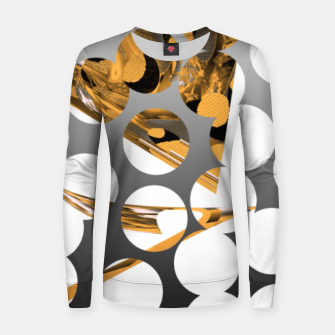 Thumbnail image of Neocleo Women sweater, Live Heroes