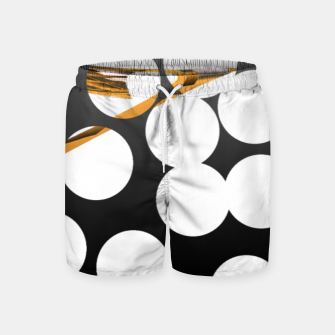 Thumbnail image of Neocleo Swim Shorts, Live Heroes
