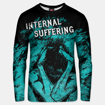 Thumbnail image of Internal Suffernig Bluza unisex, Live Heroes