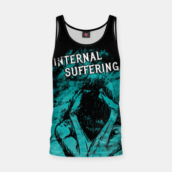 Thumbnail image of Internal Suffernig Tank Top, Live Heroes