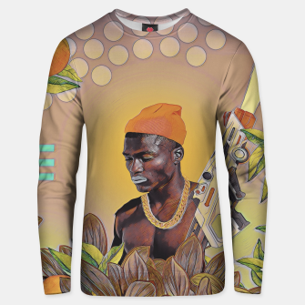 Thumbnail image of Breathe Unisex sweater, Live Heroes