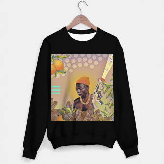 Thumbnail image of Breathe Sweater regular, Live Heroes