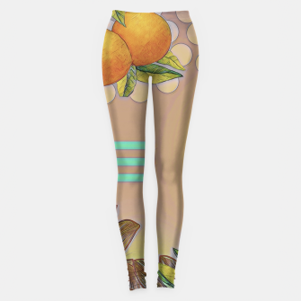Thumbnail image of Breathe Leggings, Live Heroes