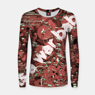 Thumbnail image of Its a war baby  Women sweater, Live Heroes